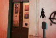 Augusta| Atto vandalico nella sede di Fratelli d'Italia: imbrattata la facciata