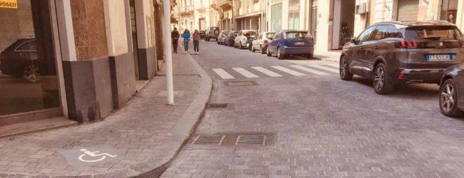 Lentini   Via Garibaldi, ripavimentazione ultimata in anticipo: sabato l'inaugurazione