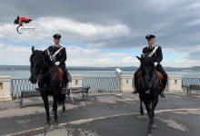 Siracusa| Sicurezza cittadina: Carabinieri a cavallo al Teatro Greco e Ortigia