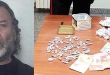 Floridia| Detenzione e spaccio di droga: Arrestato un floridiano di 67 anni