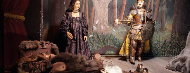 Siracusa  18° stagione teatrale dell'opera dei pupi: Agricane assedia il Castello di Angelica