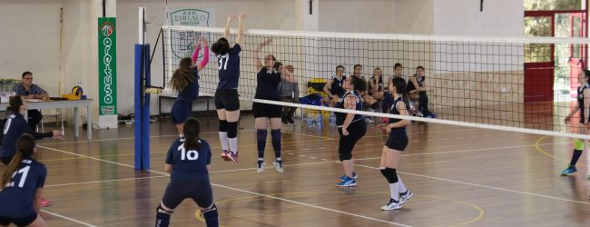 Siracusa  Prima Divisione volley: L'Eurialo perde a Giarratana