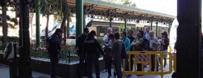 Palermo| Stazioni ferroviarie siciliane e località balneari. Il bilancio della Polizia di Stato
