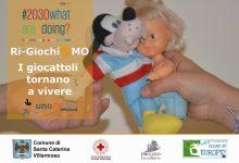 Caltanissetta| Festival dello sviluppo sostenibile 2019: I giocattoli dismessi nelle mani di altri bambini