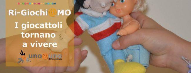 Caltanissetta  Festival dello sviluppo sostenibile 2019: I giocattoli dismessi nelle mani di altri bambini