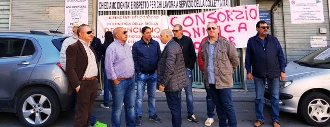 Lentini | Consorzio di bonifica, somme in arrivo per i dipendenti senza stipendio da cinque mesi?