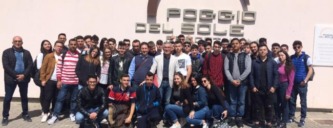 Pachino  Alternanza scuola lavoro: Domotica, Audio e Video per l'istituto M. Bartolo