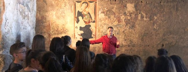 Carlentini | Chiesa rupestre del Crocifisso, finanziato cantiere di lavoro