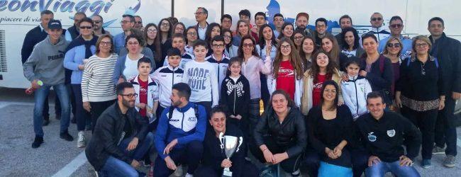 Carlentini   La Ssd Energy Club terza ai Campionati italiani di nuoto Acsi
