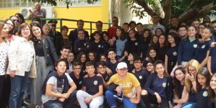 Augusta  La scuola Todaro ricorda i servitori dello Stato Falcone e Borsellino.