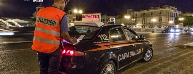 Siracusa  Controllo del territorio: Denunce e contravvenzioni per guida sotto l'influenza dell'alcool