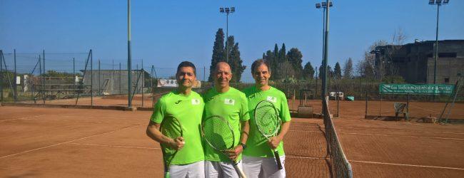 Siracusa| Veterani Over 50 e D1 maschile: In campo l'Asd Tennis Siracusa