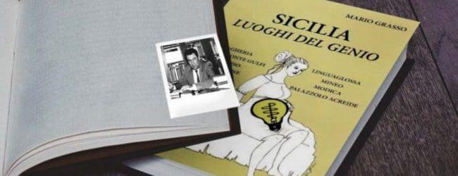 """Lentini   I """"luoghi del genio"""" raccontati nell'ultimo libro dello scrittore Mario Grasso"""