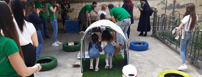 Carlentini   Mangiare sano, difendere l'ambiente, rispettare gli animali: imparare giocando