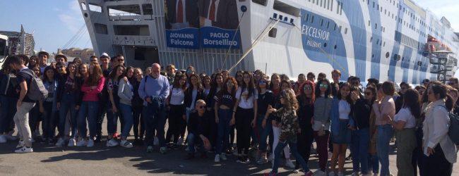 Augusta  Liceo Megara: percorso di legalità in un viaggio d'istruzione