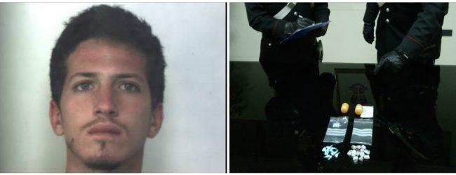 Siracusa  Spacciava droga in via Algeri: arrestato un 22enne