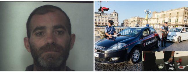 Siracusa| Carabinieri, arrestato a piazza San Metodio per spaccio di droga