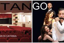 "Catania| Teatro Metropolitan: Al debutto""tango"" con Manlio Dovì"