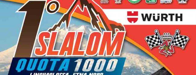 Catania  Campionato siciliano: Al via il 2° Slalom Quota 1000
