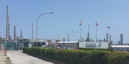 Augusta  Procura: disposto dissequestro stabilimento megarese Sasol Italy