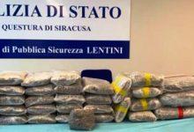 Lentini | Cento chili di marijuana in un'abitazione di Agnone Fortezza, la polizia arresta due persone