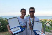 Augusta| Rappresentativa siciliana di nuoto: Fernando Coppola dell'Asd Athon convocato a Piombino