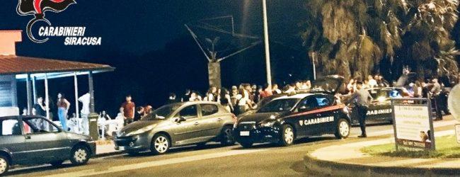 Carlentini   Controllo straordinario dei carabinieri in contrada Santuzzi