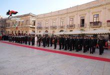 Siracusa| Festa dell'Arma dei Carabinieri