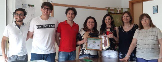 Augusta| Materiale scolastico donato dal Leo Club al Principe di Napoli.