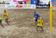 Palazzolo Acreide  Beach Soccer serie Aon, Lumia: Arbitraggio fortemente penalizzante