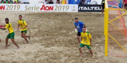 Palazzolo Acreide| Beach Soccer serie Aon, Lumia: Arbitraggio fortemente penalizzante