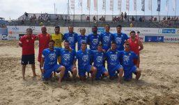 Palazzolo  Beach Soccer, gialloverdi in corsa per la 2° tappa di San Benedetto del Tronto