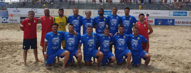 Palazzolo| Beach Soccer, gialloverdi in corsa per la 2° tappa di San Benedetto del Tronto