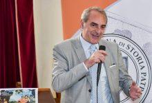 Augusta| Autorità portuale socio benemerito della Società di storia patria.