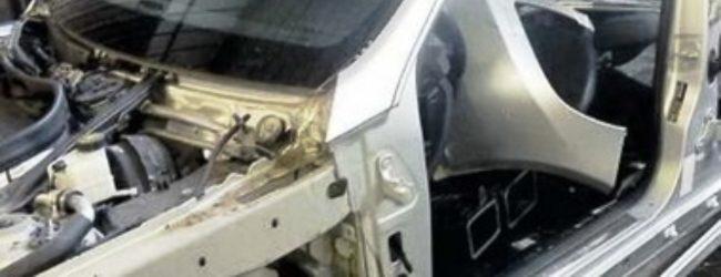 Francofonte | Auto rubate e smontate in contrada Barbagianni, denunciati due catanesi