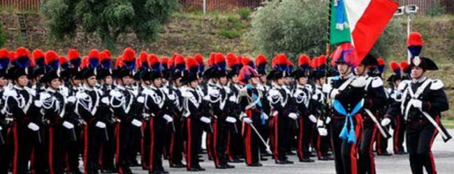 Siracusa  Festa dell'Arma dei Carabinieri. 205 anni al servizio degli italiani