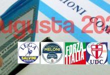 Augusta| Prove di intese per il centrodestra: incontro tra Lega, FdI, Fi e Udc.