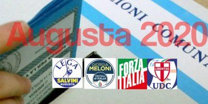 Augusta  Prove di intese per il centrodestra: incontro tra Lega, FdI, Fi e Udc.