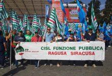 Siracusa  Cisl, Funzione Pubblica: 12 i punti avanzati dai sindacati al Governo centrale