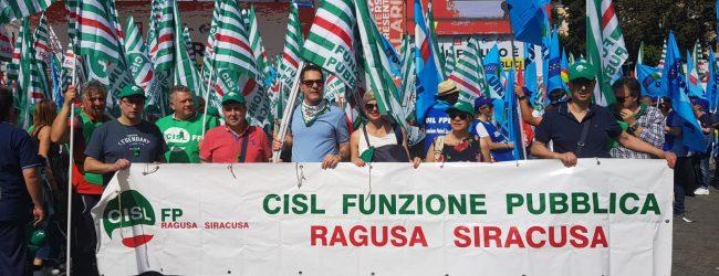 Siracusa| Cisl, Funzione Pubblica: 12 i punti avanzati dai sindacati al Governo centrale