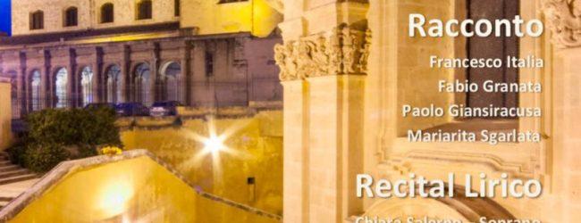 Siracusa  Domenica in piazza Santa Lucia concerto d'opera