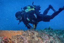 Augusta| I palombari della Marina militare: intervento per sicurezza balneazione.