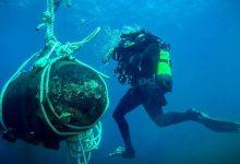 Augusta| I palombari della Marina neutralizzano una bomba di aereo a Pantelleria.