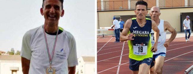Augusta| Campionato regionale master di atletica: Franco Carpinteri conquista il titolo