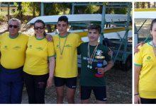 Augusta| Gabriele Maci: Campione siciliano Allievi della Canottieri Club Nuoto