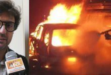 Siracusa| Bruciata l'auto della moglie dell'avvocato Francesco Favi