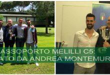 Melilli| Divisione C5: Montemurro premia l'Assoporto C5