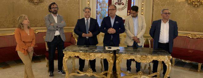 Noto  Palazzo Ducezio, ha giurato l'assessore Salvatore Cutrali