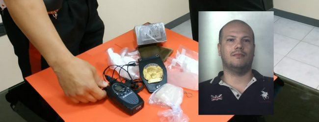 Siracusa| Supermarket della droga in casa propria: Spacciava cocaina, crack e hashish