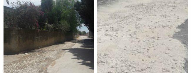 Siracusa| Conclusi i lavori della tubazione rete fognaria: Ma resta il degrado stradale